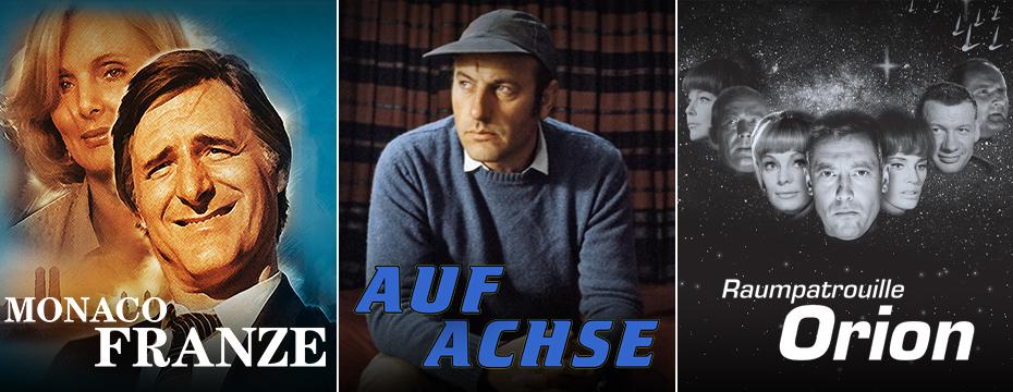 Kult-Klassiker aus 70 Jahren deutscher Fernsehgeschichte