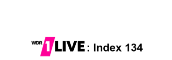 Wellenwissen 1LIVE Festival Index 134