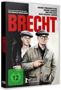 BRECHT auf DVD, Blu-ray, als Special Edition und als Video-on-Demand