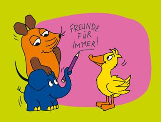 Die Maus; WDRmg
