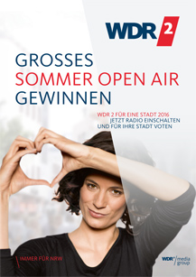 WDR 2 - Sommer Open Air