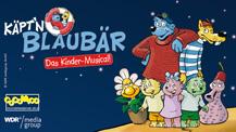 Blaubär Musical Header