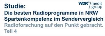 Die besten Radioprogramme in NRW