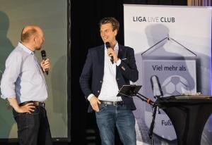Bilder der Liga-Live Abschlussparty 2018. WDR 2