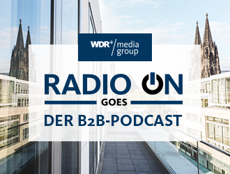 RADIO goes ON der Podcast Folge 1 mit Christian Kaeßmann