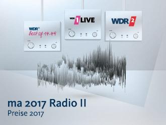 Die Media-Analyse 2017 Radio II