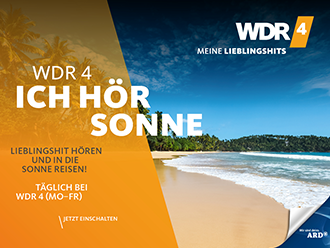 WDR 4 Kooperationen Sponsoring  WDR 4 Ich hör