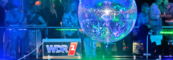WDR 2 Hausparty WDR mediagroup Kooperationen Sponsoring Programmaktion