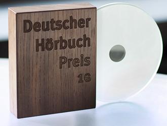 Deutscher Hörbuchpreis 2016