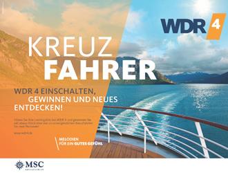 Die WDR 4 Kreuzfahrer
