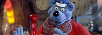 Captain Bluebear